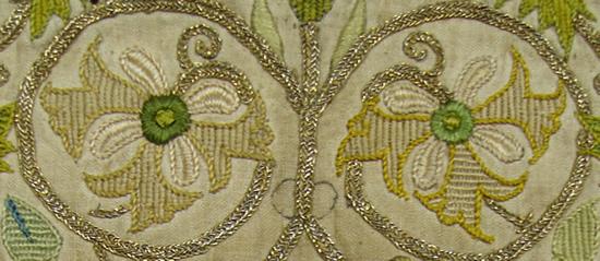 Genevieves Sca Wiki Elizabethan Embroidery Honeysuckle